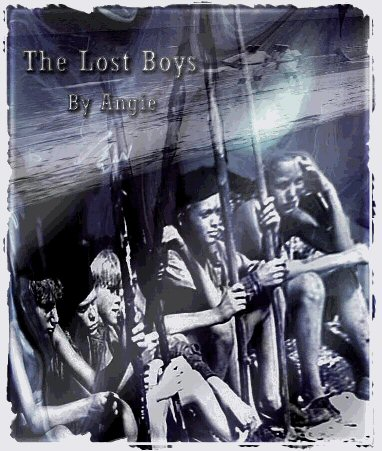 THE LOST BOYS by Angie